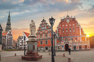 Latvia-Riga-The Historic Centre