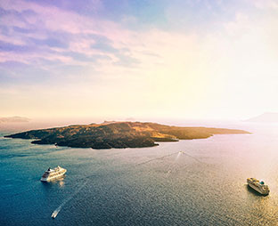 Cyclades - Santorini - Caldera