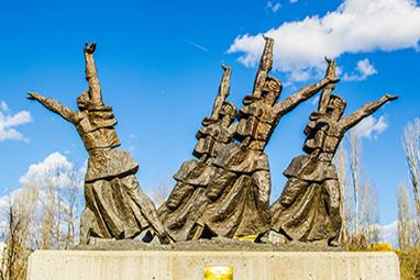Bulgaria-Sofia-Το Μουσείο Σοσιαλιστικής Τέχνης