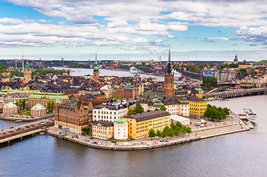 Sweden-Stockholm-Στο ιστορικό κέντρο