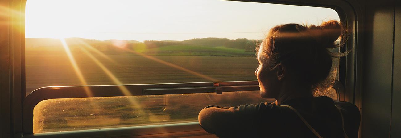 Ταξίδια με τρένο
